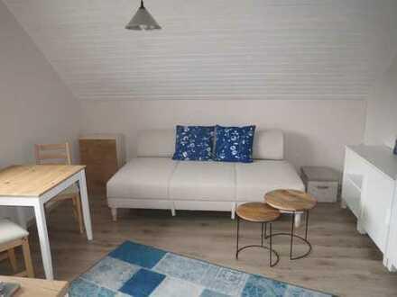 Möblierte, renovierte 1 Zimmer-Wohnung, für Berufspendler / Wochenendheimfahrer, in Eppertshausen