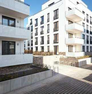 Erstbezug Erdgeschoss 4-Zimmer-Wohnung *Wohnen am Lindenauer Hafen*