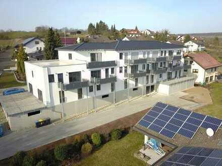 """Neubau/Erstbezug: Barrierefreie 2-ZKB-ETW (WE 3) nahe Parkanlage """"Am Weiher"""""""
