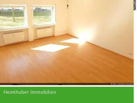 WG-Taugliche - gut geschnittene & komfortable 4 Zimmer-Wohnung nahe dem Lerchenauer See