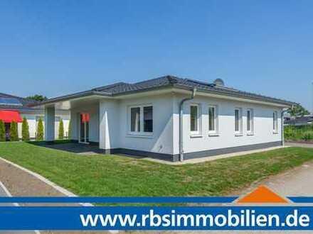 Neuwertiger Bungalow mit exclusiver Ausstattung in ruhiger Wohnlage in Hoykenkamp