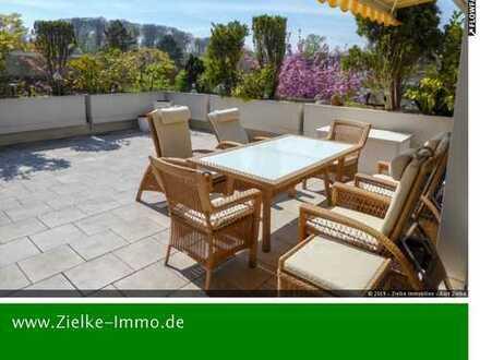 Traumhafte Terrassenwohnung mit luxuriöser Innenausstattung!