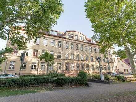 Leerstehende Wohnung mit Rendite in Hockenheim