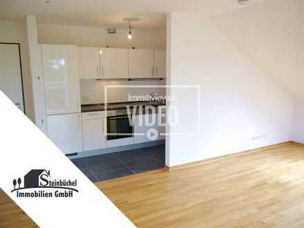 Exklusive 2-Zimmer-Wohnung mit Einbauküche und Tiefgaragenstellplatz!!!