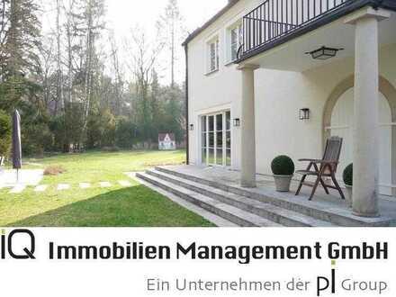 Klassische, umfassend modernisierte Villa in Bestlage von Erlenstegen