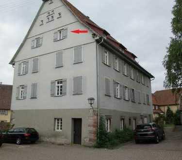 Sonderpreis für Schnellentschlossene! Reizvolle Maisonettenwohnung in Ebhausen-Rotfelden.