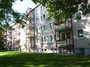 moderne 2-Raum-Wohnung in Marienthal
