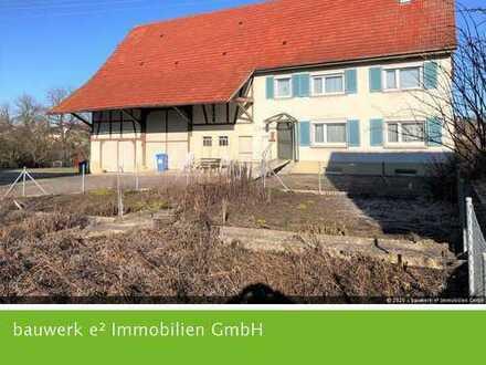 Endlich Platz für Alle(s): Ihre Selbstverwirklichung auf 2.041 m² in sonniger Wohnlage