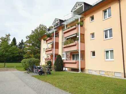Familienfreundliche 4-Zimmerwohnung im schönen Fasangarten! Bezugs- und provisionsfrei!