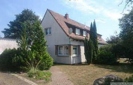 Ruhig gelegene Doppelhaushälfte zwischen Salzhaff und Ostsee-einfach traumhaft!