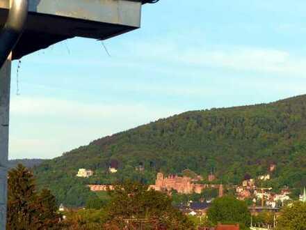 Helle, geräumige Wohnung mit schönem Schlossblick