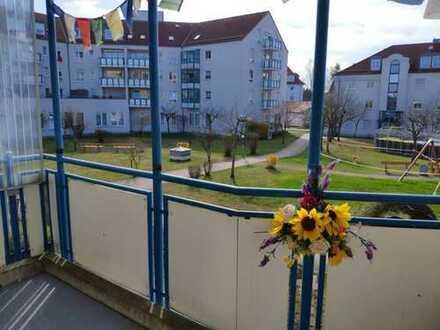 Schöne 4-Zi.-Wohnung in Landsberg ab 01.05