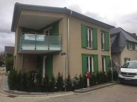 Erstbezug mit Balkon: stilvolle 4-Zimmer-Wohnung in Bad Krozingen