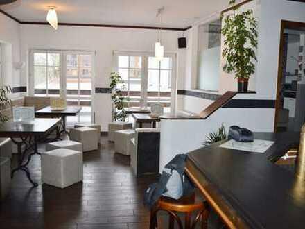 Gaststätte/Café in frequentierter Lage