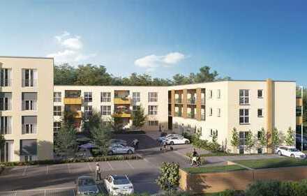 Top Kapitalanlage mit 20-Jahres-Mietvertrag: 1-Zimmer-Wohnung mit Balkon im Betreuten Wohnen