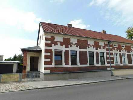 Doppelhaushälfte im Zentrum der schönen Kurstadt Bad Wilsnack