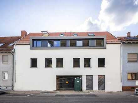 Mitten in Walldorf mit Stellplatz