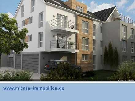 Traumhafte, großzügige Eigentumswohnung mit Dachterrasse