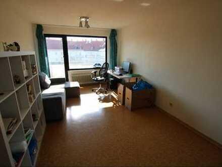 55 m², 2 Zimmerwohnung mit Balkon in Top Lage in Heidelberg