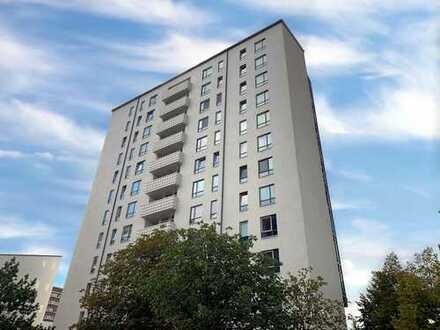 Schöne 2-Zimmer-Wohnung mit Balkon in Leipzig-Grünau