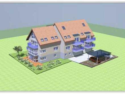 Ansprechende 3,5 Zi. - Neubauwohnung (Penthouse) - Top-Preis