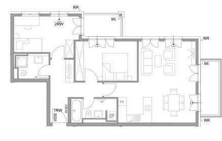Schöne 3-Zimmer Wohnung am Pasinger Stadtpark
