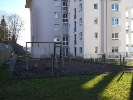 Erstbezug: exklusive 5-Zimmer-EG-Wohnung mit eigenem Gartenanteil in Waldshut