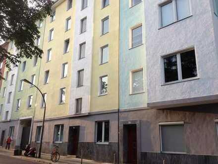 Dachgeschoss-Maisonette-Wohnung in Düsseldorf-Stadtmitte