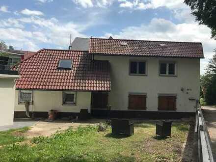 Einzigartig - Freistehendes Haus im Gruenen und doch Mitten in Ulm - direkt vom Eigentuemer