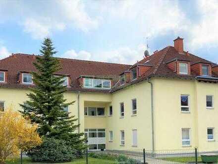 Gemütliche 3 Raum Wohnung Dachgeschoss in 02692 Großpostwitz zu vermieten.