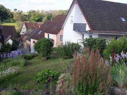 Sonnige 4-Zimmer Wohnung in Kirchberg / Jagst OT Lobenhausen