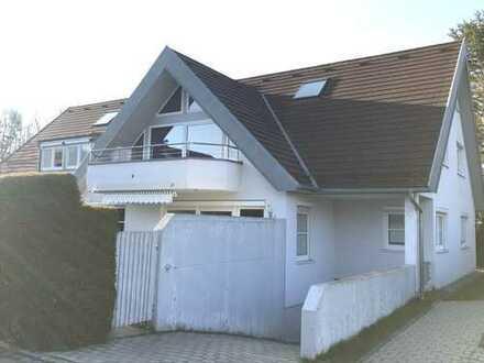Schöne, gepflegte 5-Zimmer-Gallerie-Wohnung mit gehobener Innenausstattung zur Miete in Memmingen