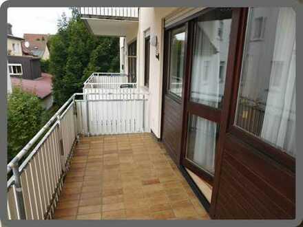 *Zentrale 1 Zi. Wohnung mit Balkon in Göppingen! Sofort bezugsfrei..
