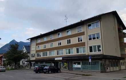 Schöne helle 4-Zimmer-Wohnung mit Balkon in Sonthofen