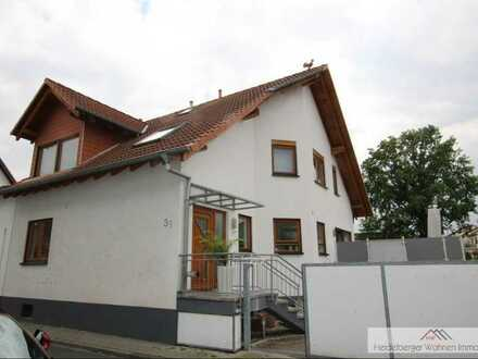 Tolles Einfamilienhaus mit 5 Zimmer, 177 qm Wohnfläche mit Garten in ruhiger Lage in Sandhausen