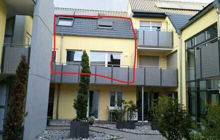 Moderne,Hochwertige Maisonette Wohnung in einem Atrium-Haus /Ideal als Kapitalanlage/ Selbstnutzung