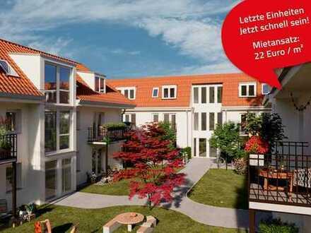 Lichtdurchflutete Wohnung im Dachgeschoss mit Terrasse zum Wohlfühlen in Berlin - Pankow