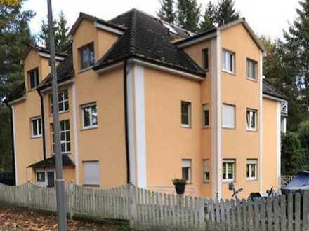 Kapitalanlage! Exklusive 3-Zimmer-Wohnung mit Balkon und EBK in Konradshöhe, Berlin