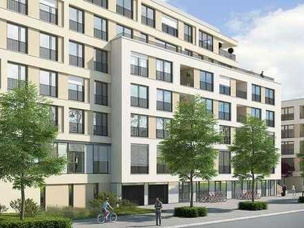 Erstbezug: 2-Zimmer-Wohnung mit Balkon in Ladenburg; Betreutes Wohnen