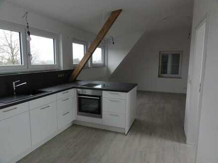 2 Zimmer-Dachgeschosswohnung in Ellwangen-Rattstadt - Erstbezug