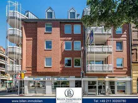 2 Zimmer Wohnung mit Süd-West Balkon in Düsseldorf-Benrath