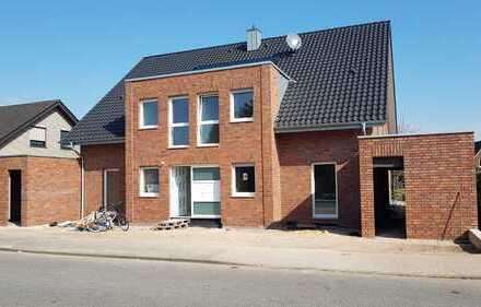 Neubau! Helle 3,5-Zimmer-Maisonette-Wohnung mit großzügigem Balkon in Borken - Weseke