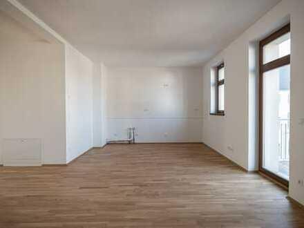 """Einfach nur: """"WOW!"""" - Erstbezug in eine moderne 4-Raum in Schloßchemnitz"""