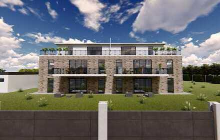 3 Zimmer Ergeschoss Wohnung mit 18.000€ Tilgungszuschuss über KfW