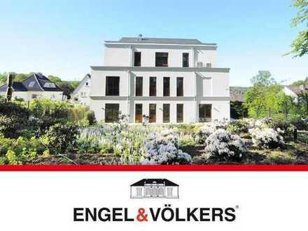 Terrassenwohnung in exklusiver Architektenvilla