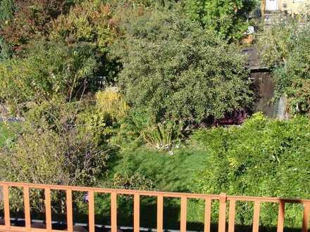 Appartement in WG-Haus mit Garten