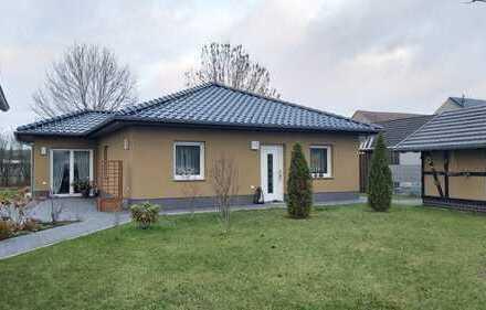 Schönes neues Einfamilienhaus mit vier Zimmern in Spree-Neiße (Kreis), Guhrow