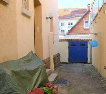 kleine individuelle Doppelhaushälfte in Stuttgart-Feuerbach