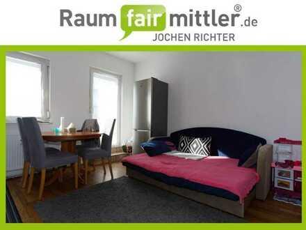 Hübsche 2-Zimmer Wohnung mit Dachterrasse in Kirchheim