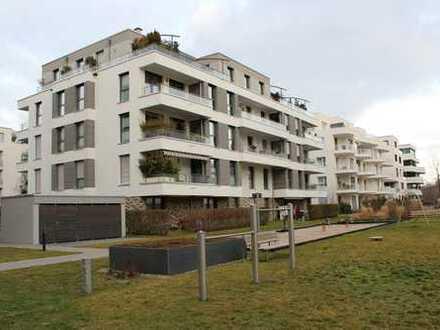 Exklusive 3-Zimmer-Wohnung in unmittelbarer Nähe zur Rheinpromenade